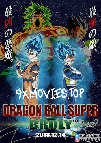 Dragon Ball Super Broly 2018 English Full Movie Download