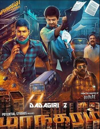 Maanagaram 2017 UNCUT Hindi Dual Audio HDRip Full Movie 720p HEVC Free Download