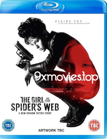 The Girl in the Spiders Web 2018 English 720p BRRip 1GB ESubs