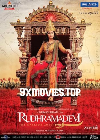 Rudhramadevi 2018 Hindi Dubbed 720p HDRip 1.1GB