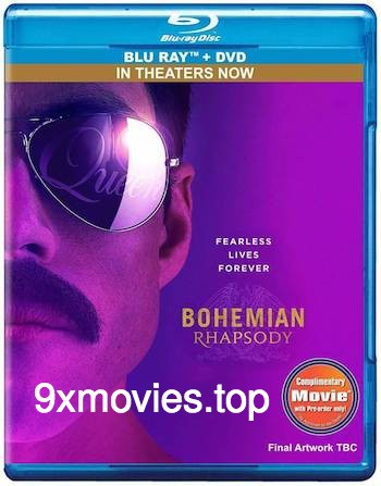 Bohemian Rhapsody 2018 English 720p BRRip 950MB ESubs