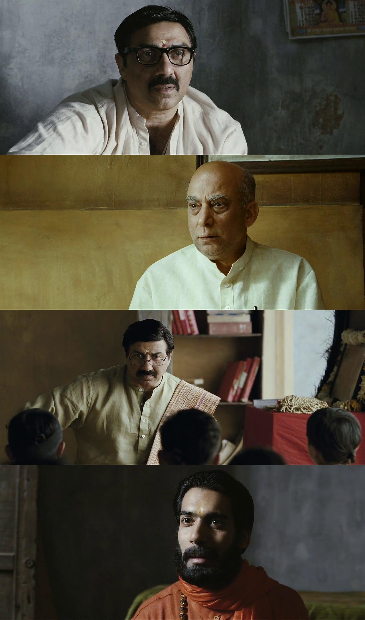Mohalla Assi 2018 Dual Audio Hindi BluRay Full Movie Download HD