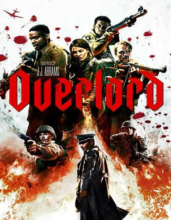 Overlord 2018 Hindi Dual Audio 720p BluRay ESubs