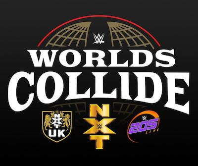 WWE Worlds Collide Tournament 2019 WEBRip 480p 400MB