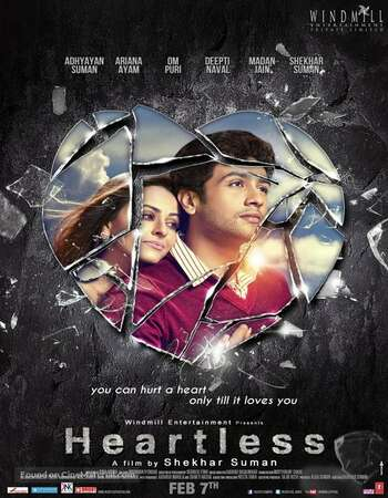 Heartless 2014 Hindi 720p HDRip 900MB x264 ESubs