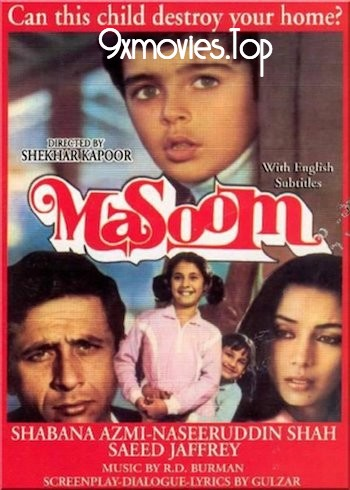 Masoom 1983 Hindi Full Movie Download