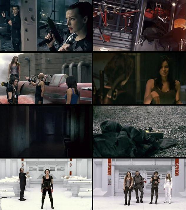 Resident Evil Afterlife 2010 Dual Audio Hindi 480p BluRay