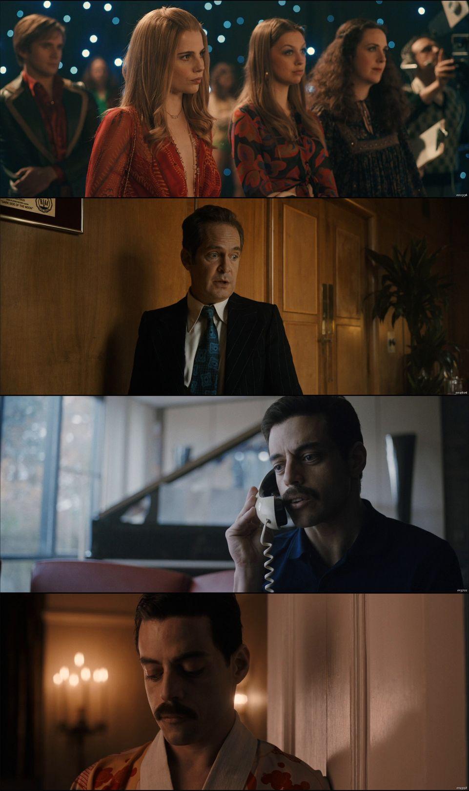 Bohemian Rhapsody 2018 Dual Audio Hindi English BluRay Full Movie Download HD