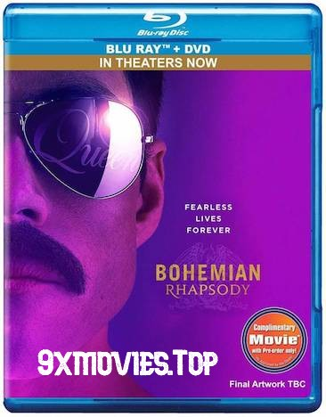 Bohemian Rhapsody 2018 Dual Audio ORG Hindi Bluray Full 300mb Download