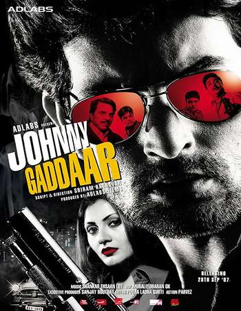 Johnny Gaddaar 2007 Hindi 350MB HDRip 480p x264