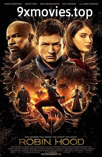 Robin Hood 2018 English 480p WEB-DL 300MB ESubs