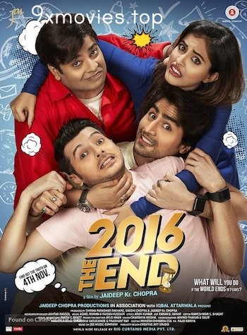 2016 The End (2017) Hindi 720p HDTV 850mb
