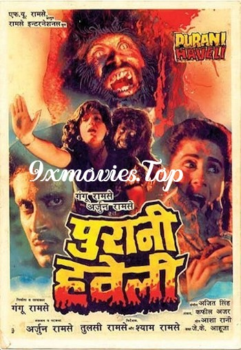 Purani Haveli 1989 Hindi 720p WEB-DL 999mb