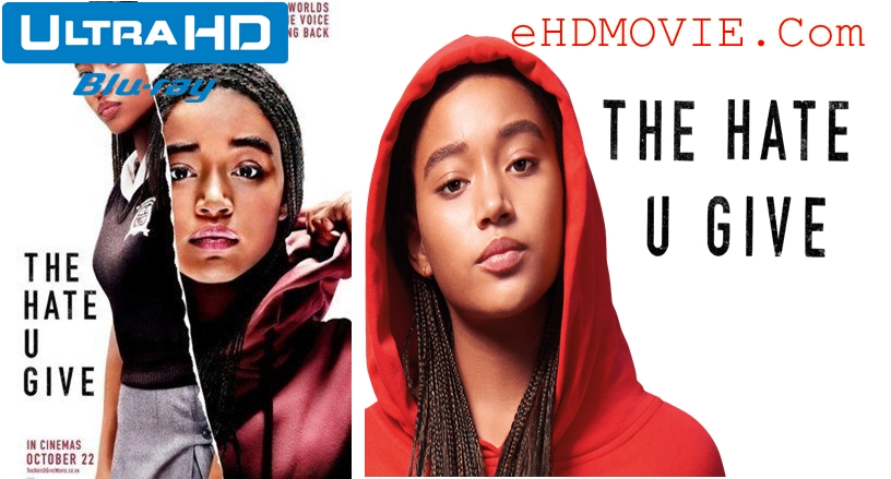 The Hate U Give 2018 Dual Audio [Hindi – English] 1080p – 720p – 480p ORG BRRip 450MB – 650MB – 1.2GB – 2.3GB ESubs