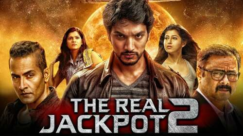The Real Jackpot 2 2019 Hindi Dubbed 720p HDRip x264