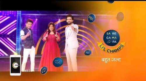 Sa Re Ga Ma Pa Lil Champs 17th February 2019 250MB HDTV 480p