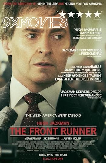 The Front Runner 2018 English 720p BRRip 999MB ESubs
