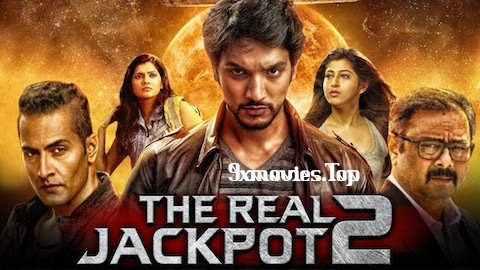 The Real Jackpot 2 2019 Hindi Dubbed 720p HDRip 700mb