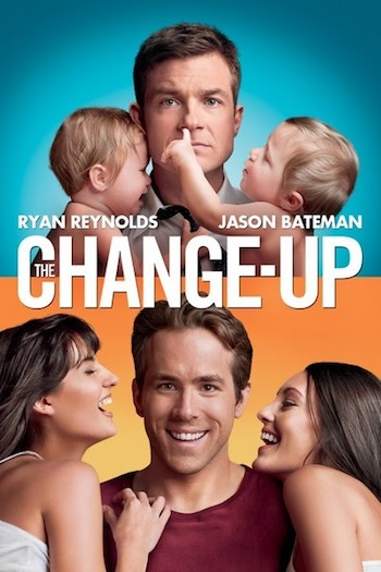 The Change Up 2011 Dual Audio Hindi UNRATED 720p BluRay 950mb