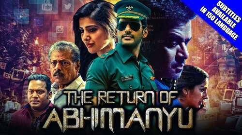 The Return Of Abhimanyu 2019 Hindi Dubbed 720p HDRip x264