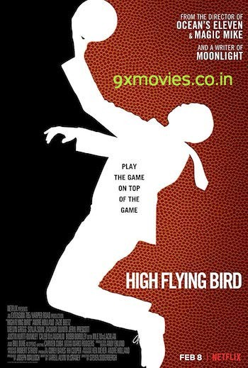 High Flying Bird 2019 English 720p WEB-DL 750MB ESubs