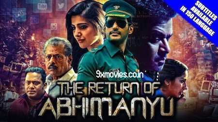 The Return Of Abhimanyu 2019 Hindi Dubbed 720p HDRip 1GB