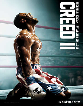 Creed 2 2018 English 720p Web-DL 999MB ESubs