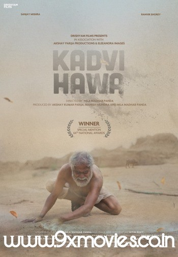 Kadvi Hawa 2017 Hindi 720p HDRip 800mb