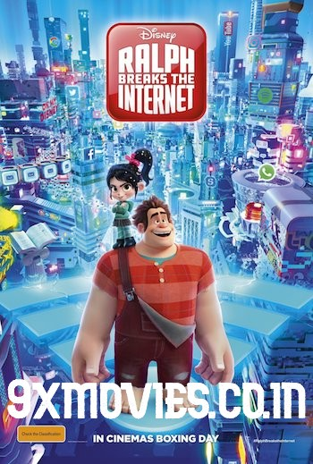 Ralph Breaks the Internet 2018 Dual Audio Hindi 480p WEB-DL 350mb