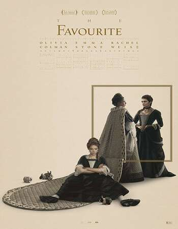 The Favourite 2018 Hindi ORG Dual Audio 350MB BluRay 480p ESubs