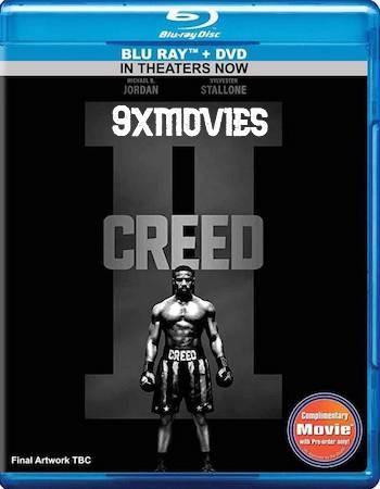 Creed 2 2019 English 720p WEB-DL 1GB ESubs