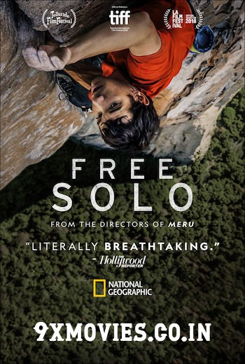 Free Solo 2018 English 480p WEB-DL 300MB ESubs