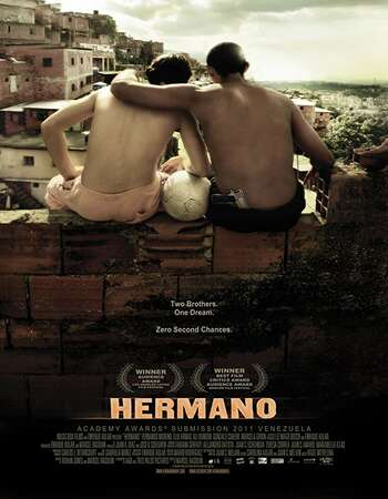 Hermano 2010 Hindi Dual Audio 720p DVDRip ESubs