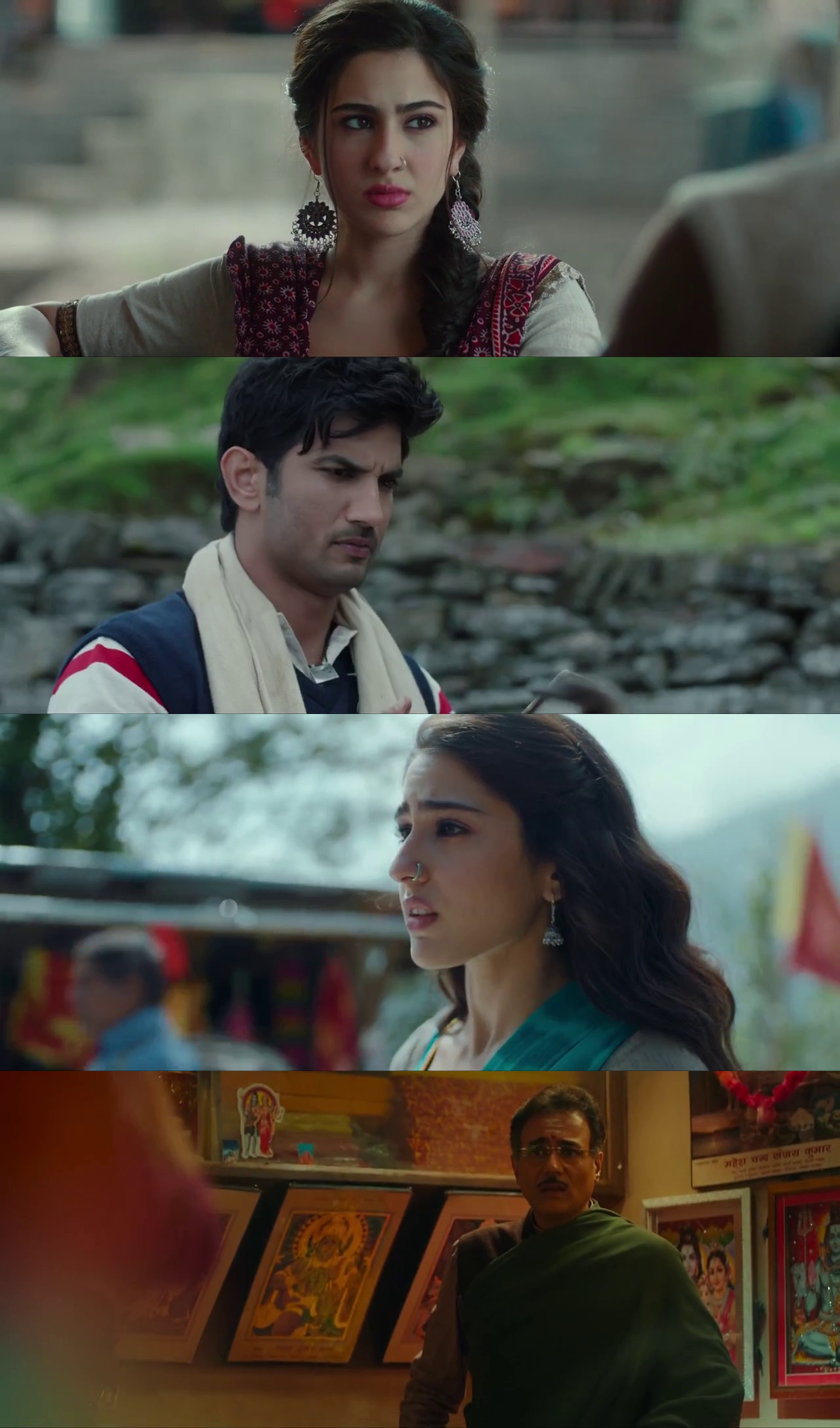 Kedarnath 2018 Hindi 700MB Pre-DVDRip x264