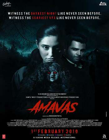 Amavas 2019 Full Hindi Movie 720p HEVC HDRip Download