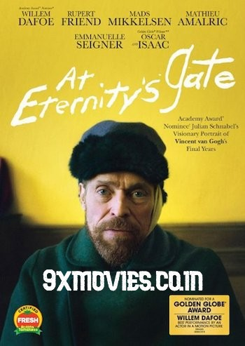 At Eternitys Gate 2018 English 720p BRRip 999MB ESubs