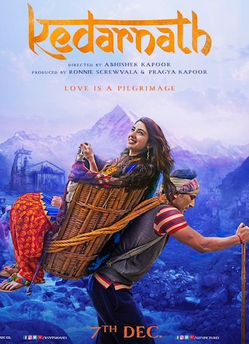 Kedarnath 2018 Hindi 720p WEB-DL 800MB