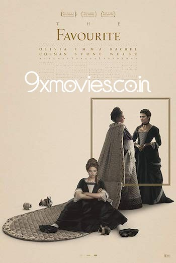 The Favourite 2019 English 720p WEB-DL 950MB ESubs