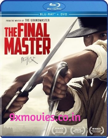 The Final Master 2015 Dual Audio Hindi 720p BluRay 800mb