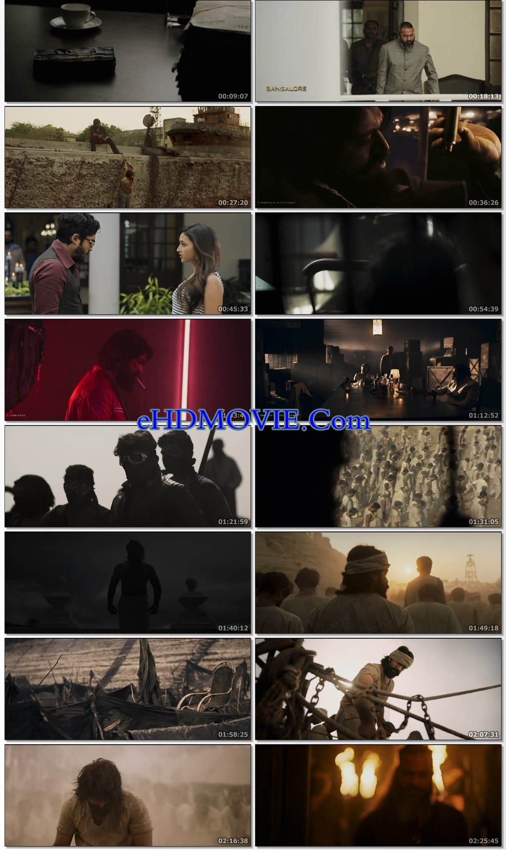 KGF Chapter 1 2018 Hindi 1080p – 720p – HEVC – 480p ORG WEB-DL 450MB – 750MB – 1.4GB – 2.6GB ESubs