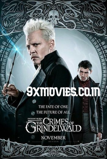 Fantastic Beasts The Crimes of Grindelwald 2018 English 720p WEB-DL 1GB ESubs