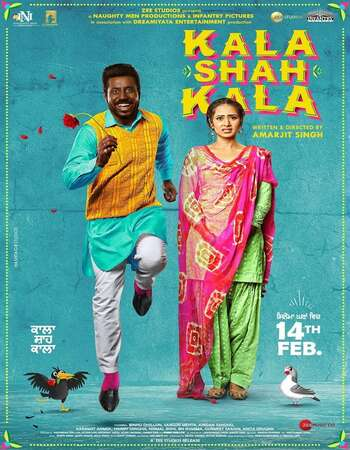 Kala Shah Kala 2019 Punjabi 720p HDRip 1GB Free Download