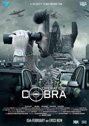 Operation Cobra 2019 WEB Series Complete Hindi 720p WEB-DL 900MB