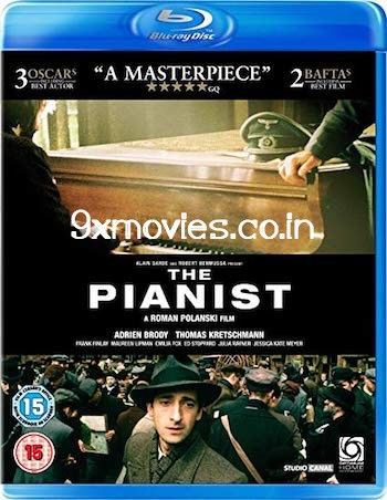 The Pianist 2002 Dual Audio Hindi 720p BluRay 1.1GB