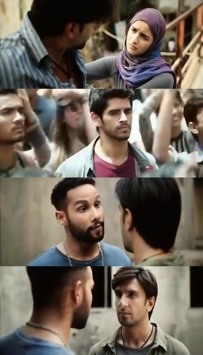 Robot Gully Boy 2019 Dual Audio Hindi BluRay Full Movie Download HD