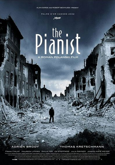 The Pianist 2002 Dual Audio [Hindi + English] 720p 1GB BluRay