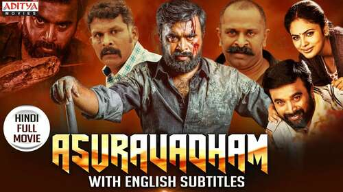 Asuravadham 2019 Hindi Dubbed 720p HDRip x264
