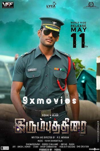 Irumbu Thirai 2018 Dual Audio Hindi UNCUT 720p HDRip 1.3GB