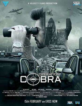 Operation Cobra 2019 Hindi Season 01 Complete 720p HDRip x264