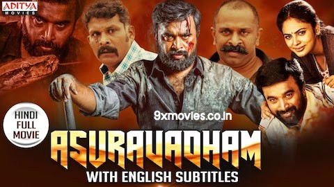 Asuravadham 2019 Hindi Dubbed 480p HDRip 350mb